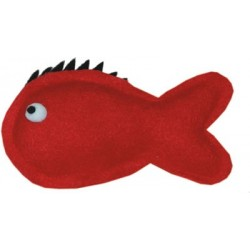 Fins the Fish Catnip Cat Toy