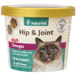 Hip & Joint Plus Omegas Soft Chews