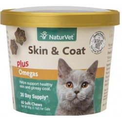 Skin & Coat Plus Omegas Soft Chews