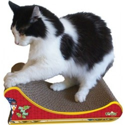 M.A.X. Sleigh Cat Scratcher