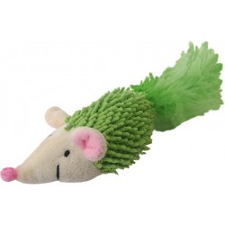 Imperial Cat Happy Hedgehog Refillable Catnip Cat Toy