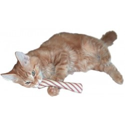 Candy Stick Catnip Toy