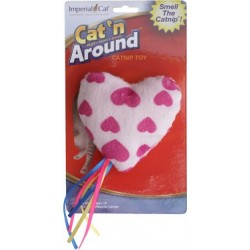 Heartstrings Refillable Catnip Cat Toy