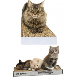 Bonus Cat Claws Scratching Pad, with $60 qualifying order