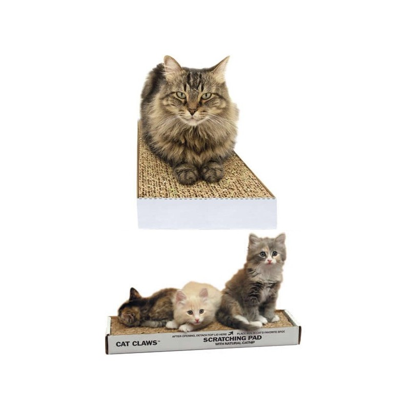 Cat Claws Scratching Pad
