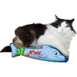 M.A.X. Dolphin Cat Scratcher