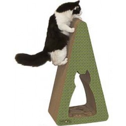 M.A.X. Giant Pyramid Cat Scratcher Combo