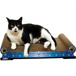 M.A.X. Holiday Sofa Cat Scratcher