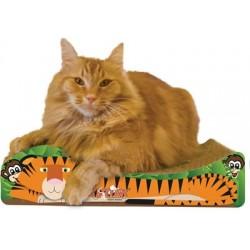 M.A.X. Small Tiger Cat Scratcher