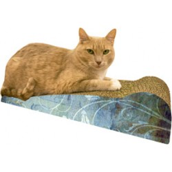 Imperial Cat Scratch n' Shape, Rise, Antique Blue