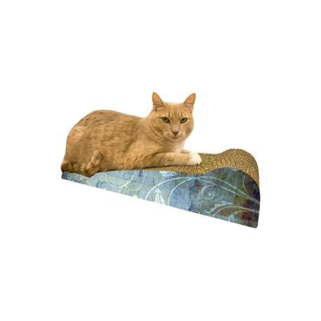 Imperial Cat Scratch n' Shape, Rise, Antique Blue