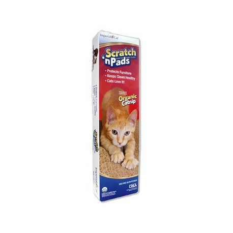 Imperial Cat Deluxe Scratch and Pad