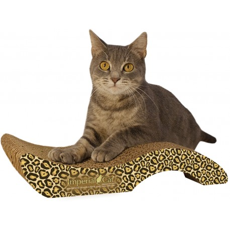 Imperial Cat Purrfect Stretch Scratch and Shape, Small, Jaguar