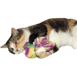 Imperial Cat Cat 'n Around, Jilly Jelly Organic Catnip Toy