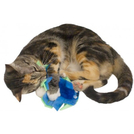 Imperial Cat Cat and Around, Jitters Organic Catnip Toy