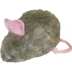 Cat 'n Around Toys (on Hang Tag) Rowdy Rat Catnip Toy