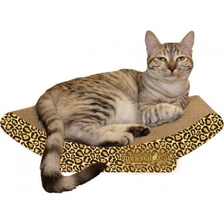 Imperial Cat Cozy Curl Scratch 'n Shape, Jaguar