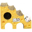 Medium Cheese Small Animal Habitat Enhancers