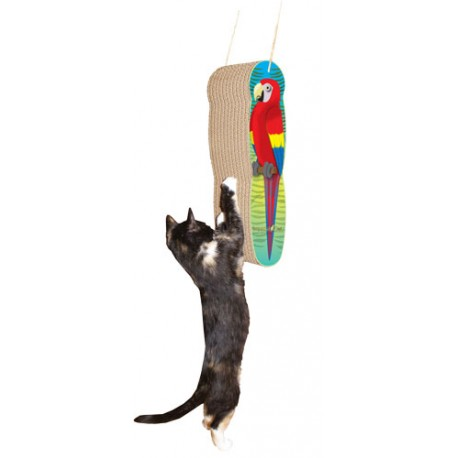 Imperial Cat Macaw Hanging Scratch 'n Shape