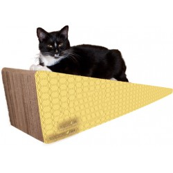 Imperial Cat Giant Wedge Scratch 'n Shape, Honeycomb