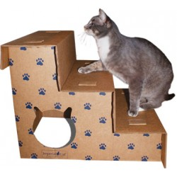Imperial Cat Step 'n Play Pet Steps