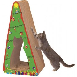 Imperial Cat Giant Christmas Tree Scratch 'n Shape