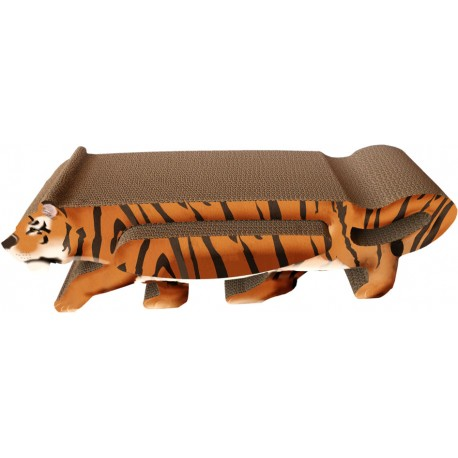 Imperial Cat Tiger Scratch 'N Shapes, Large