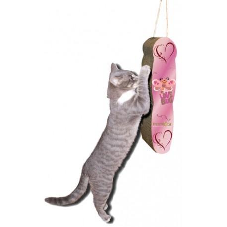 Imperial Cat Love Bug Hanging Scratch 'n Shape