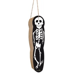 Imperial Cat Skeleton Hanging Scratch 'n Shape