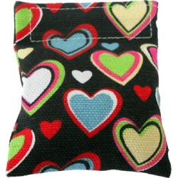 Imperial Cat Heart Catnip Pillow Toy