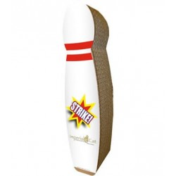 Score a Strike with the M.A.X. hanging Bowling pin scratcher!