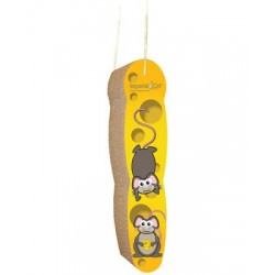 M.A.X. Mice and Cheese Hanging Cat Scratcher