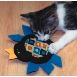 Kitties love the satisfying crunch!