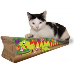Great for scratching, sleeping and playing!