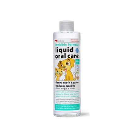 Pet Liquid Oral Care, 8oz.