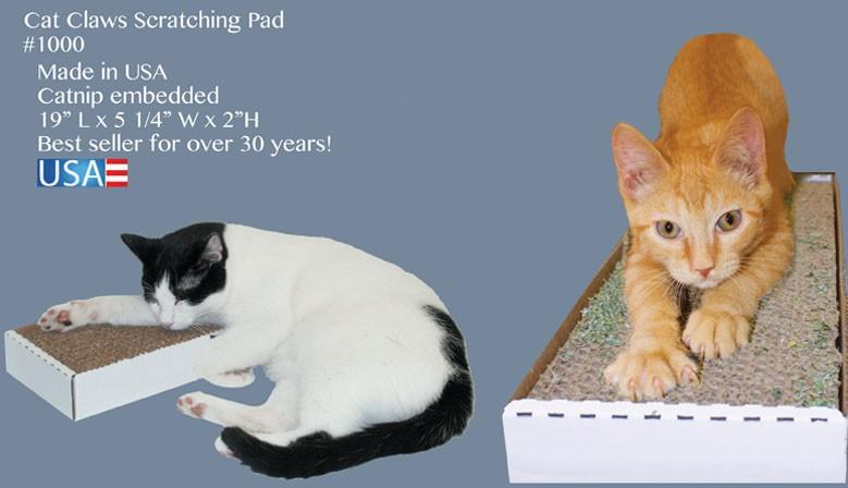 Standard Cat Claws Scratching Pads