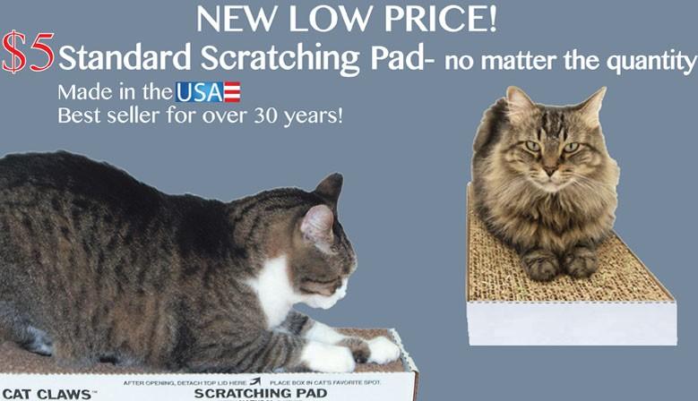 Standard Scratch Pads now $5 each