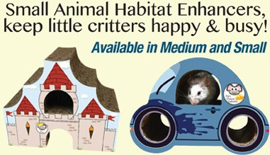 Small Animal Habitat Enhancers